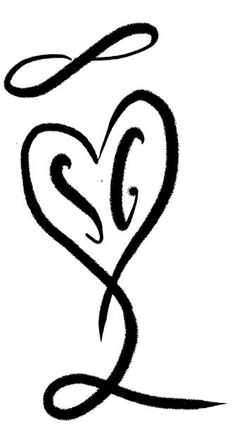 Iniziali degli innamorati