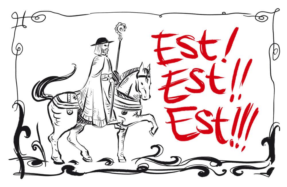 Vescovo a cavallo