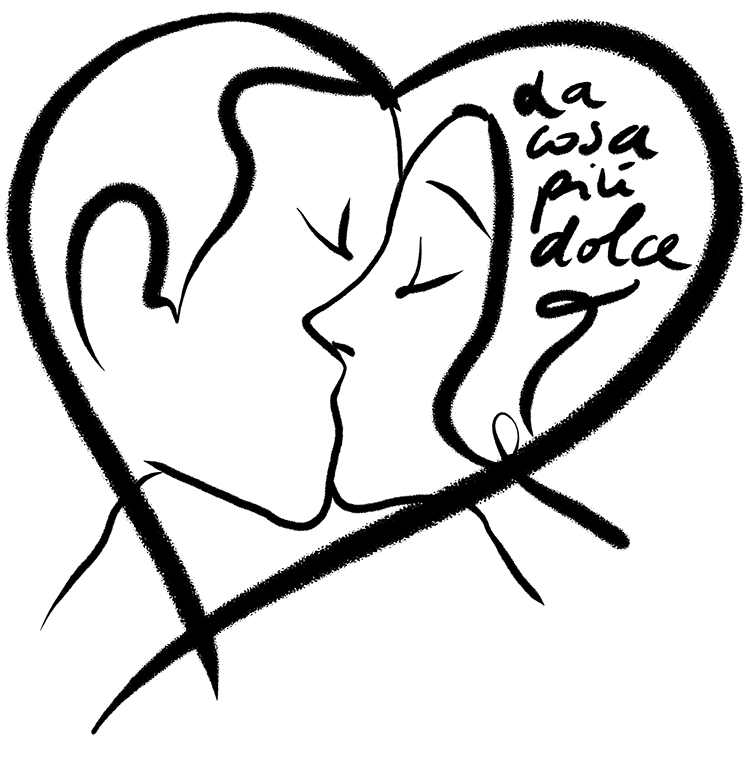 Scena bacio