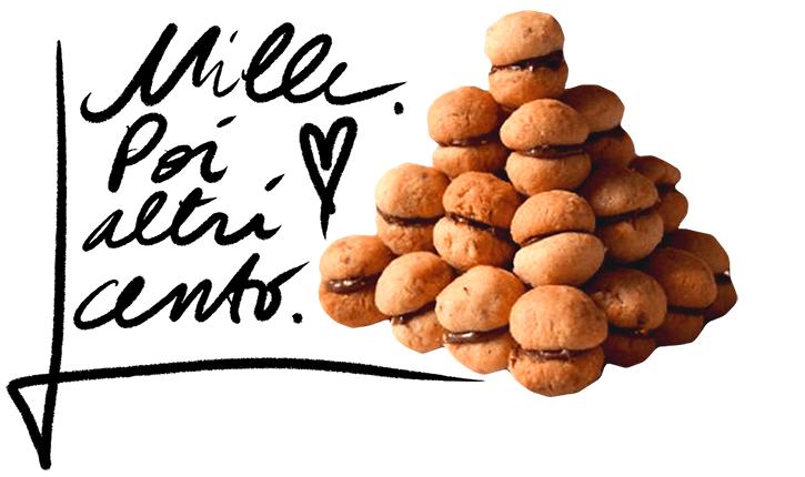 Romanzo amore pasticceria