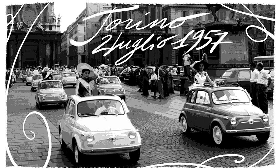 Italia Boom economico anni 50