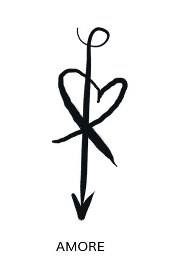 icona amore