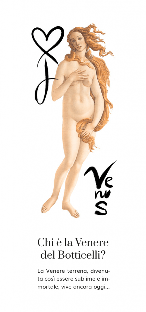Venere Botticelli Rinascimento