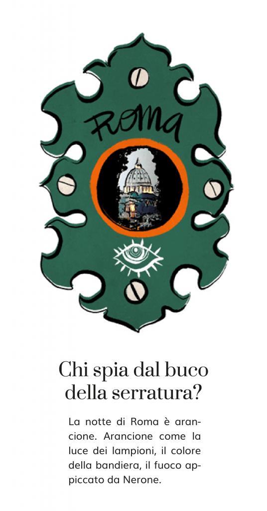 Roma - San Pietro dal buco della serratura