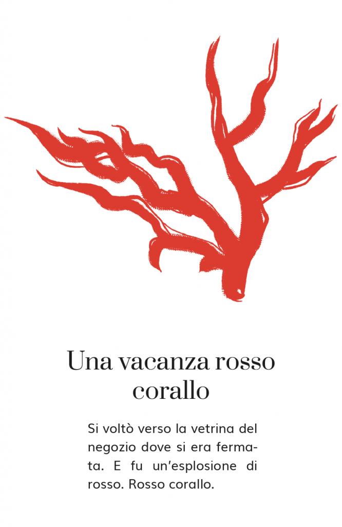 corallo rosso disegno