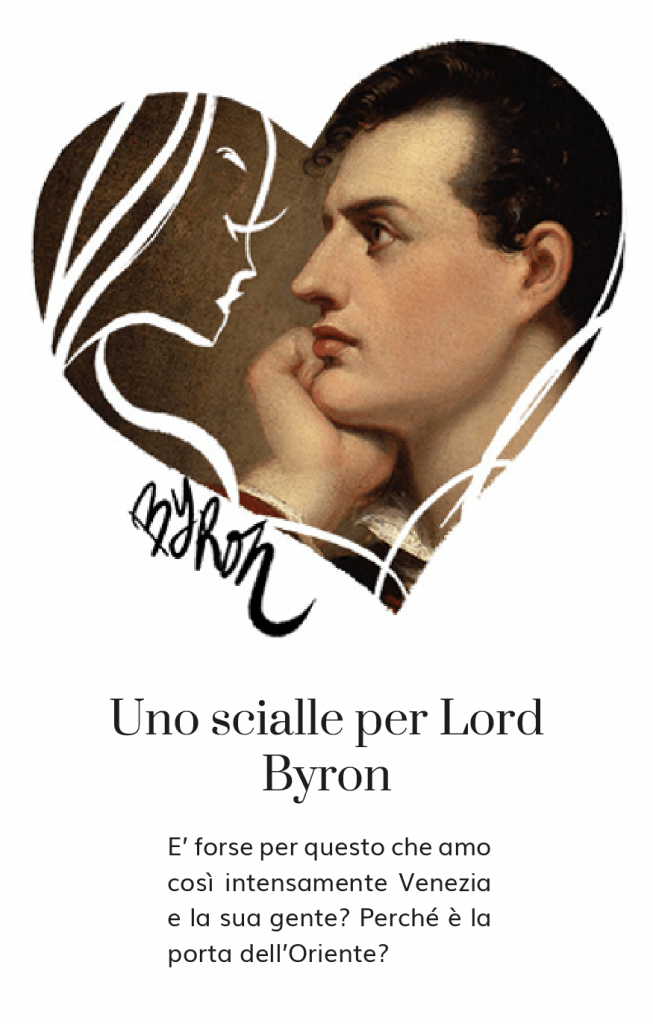 Lord Byron love heart