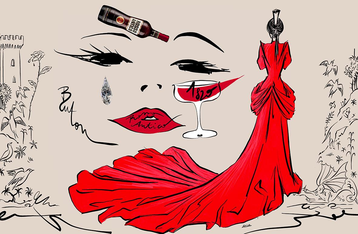 Rosso Antico il principe degli aperitivi