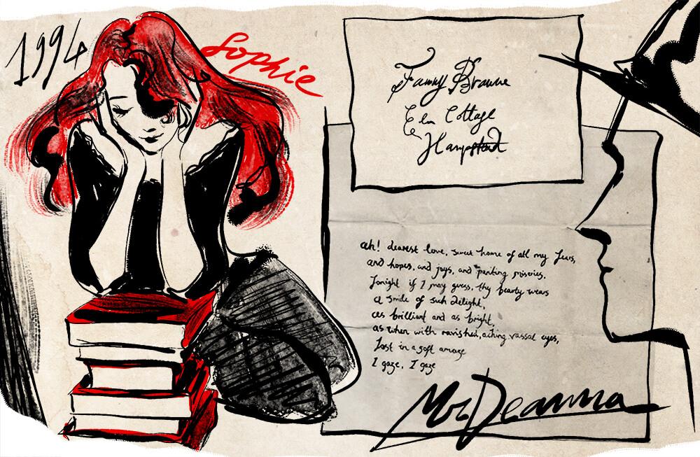 Keats lettere a Fanny