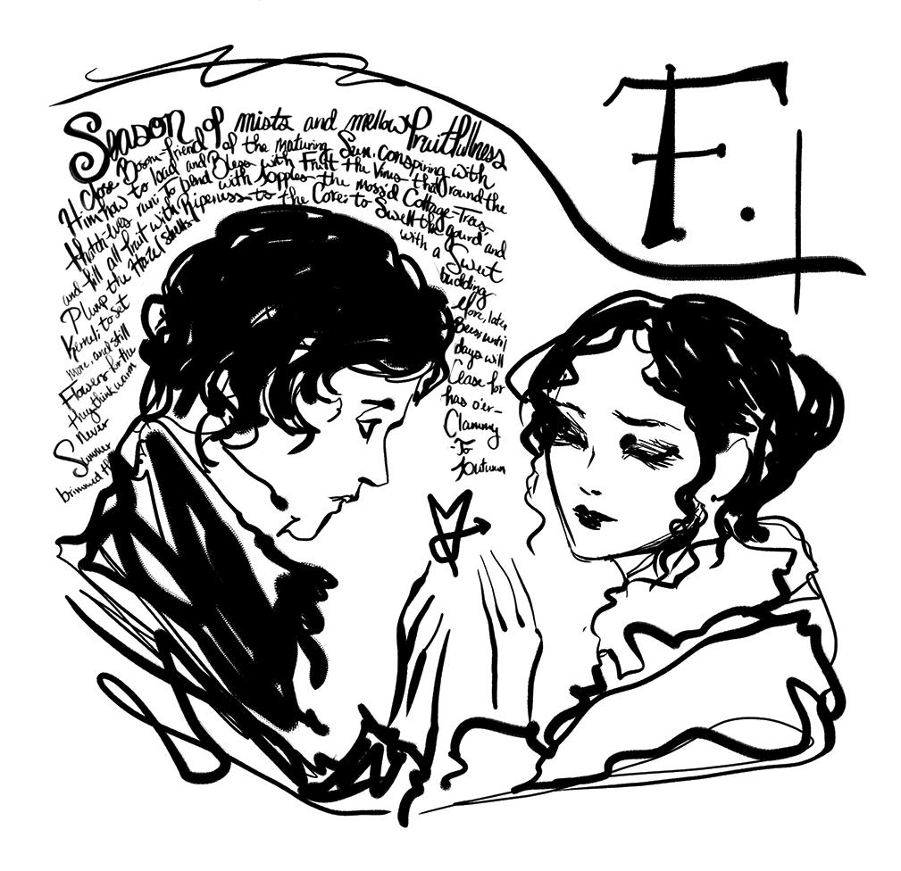 Keats poesie d'amore