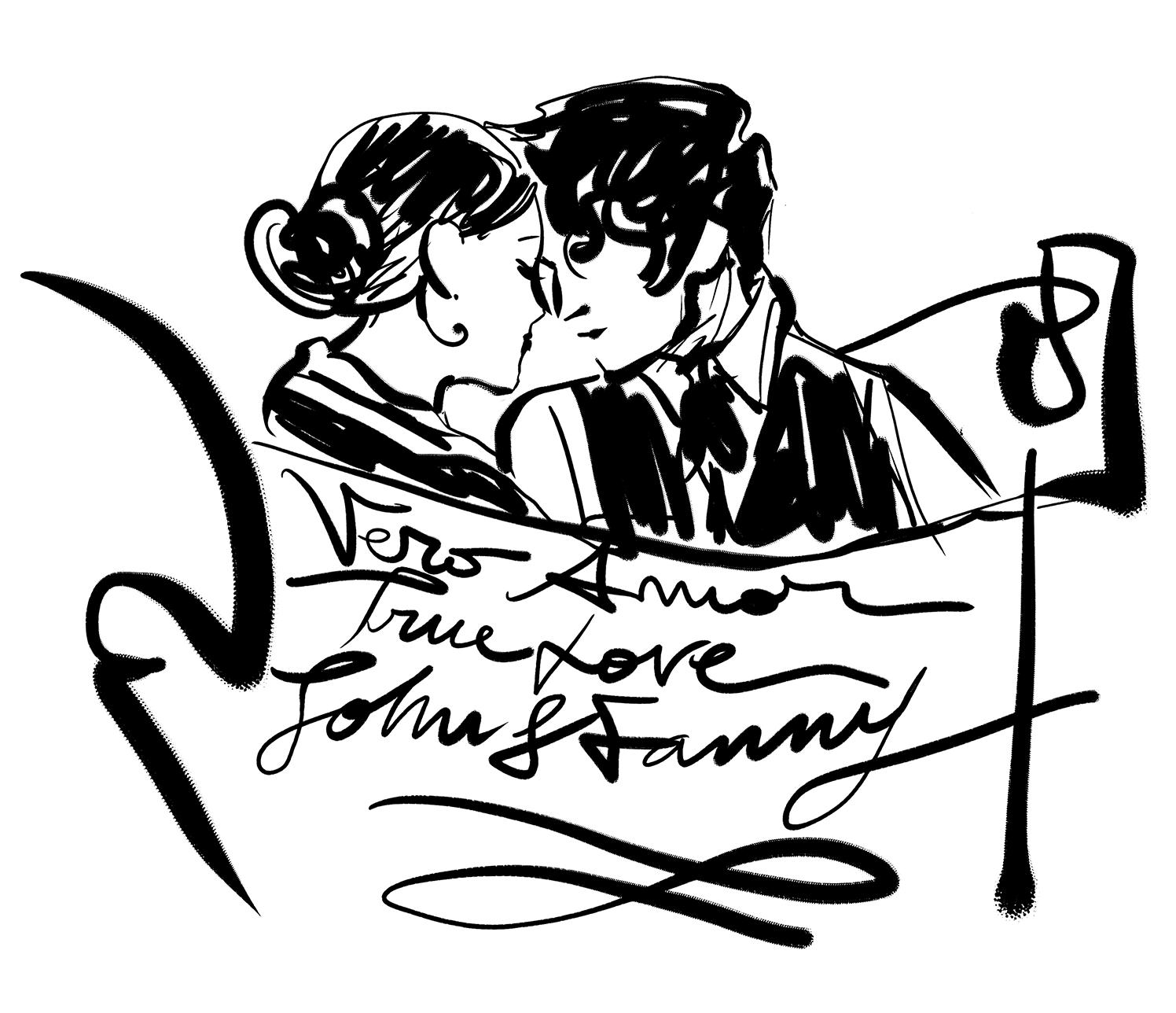 keats amore