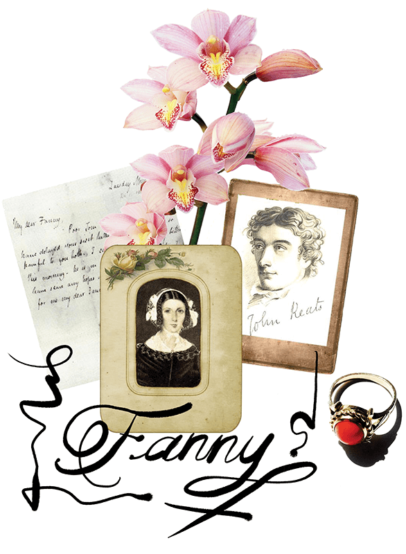 keats fanny brawne