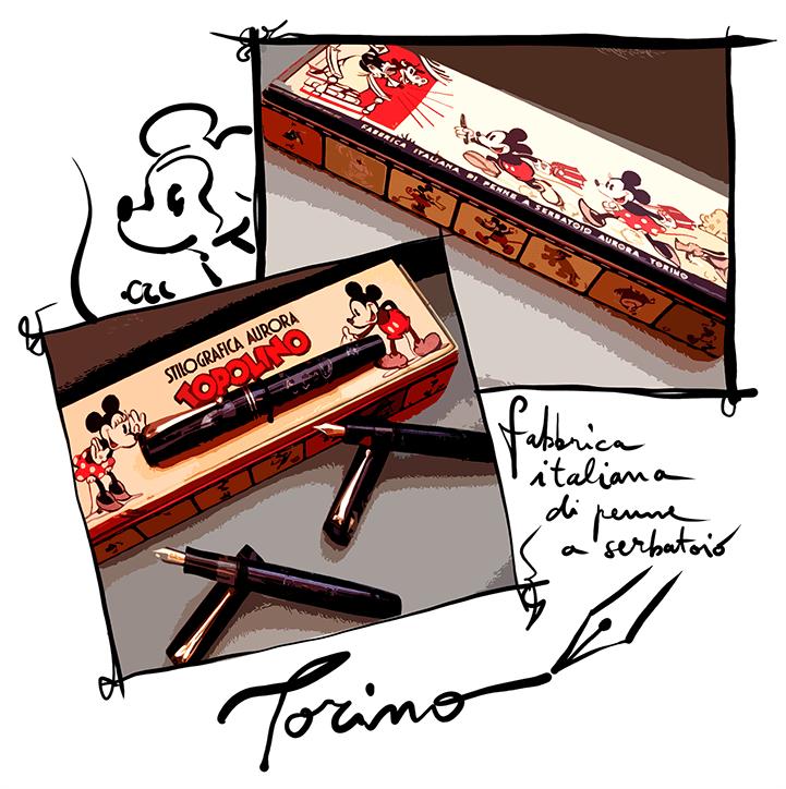 penne stilografiche da collezione