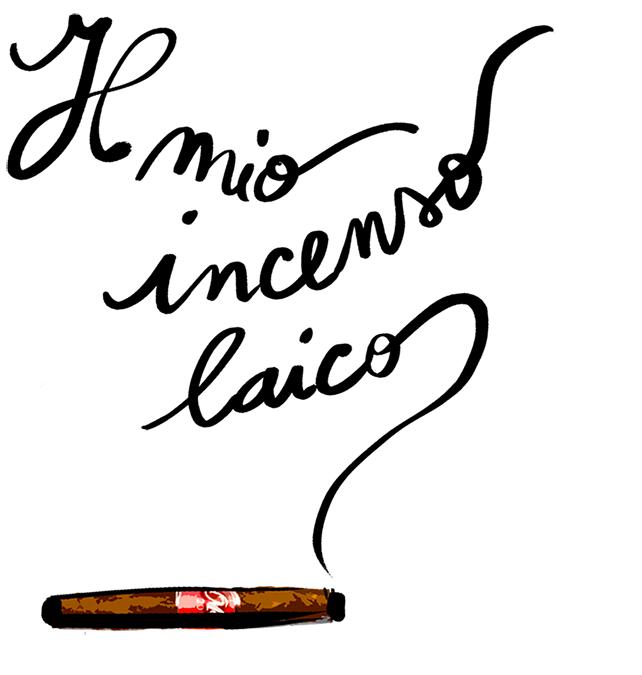 fumatori di sigaro toscano