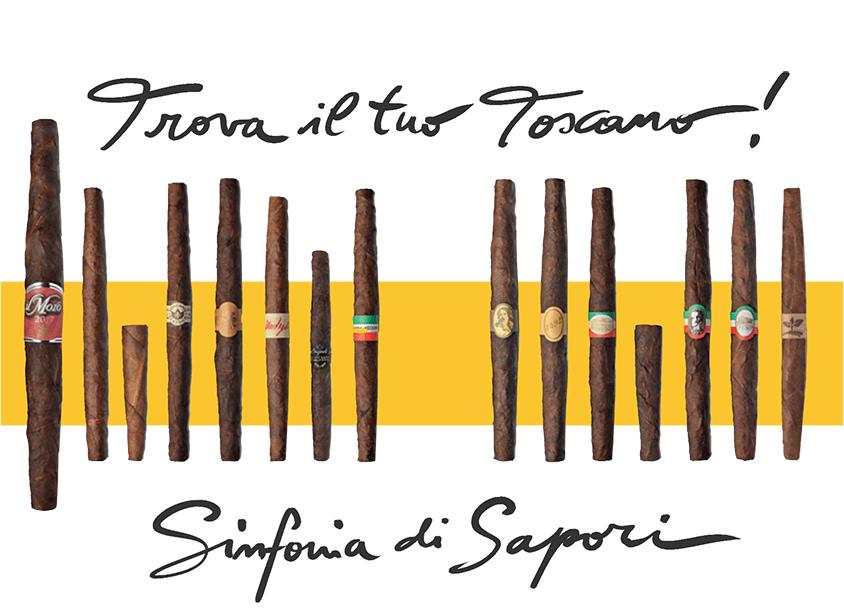 quale sigaro toscano scegliere